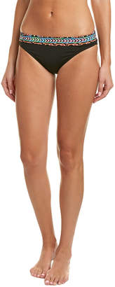 La Blanca Aztec Band Hipster Bottom