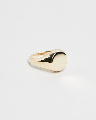Natalie Marie Jewellery The Signet Ring