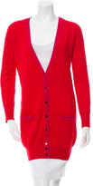Matthew Williamson Cashmere V-Neck Cardigan