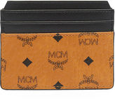 MCM Claus Card Wallet