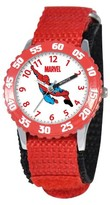 Spiderman Marvel Kids Watch - Red