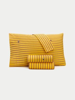 Tommy Hilfiger Bold Stripe Sheet Set
