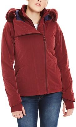 Bench Women's Core Asymmetrical Jacket