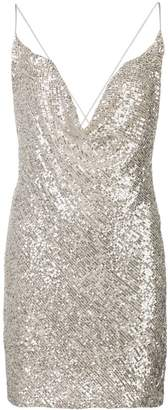 Jay Godfrey sequin embellished dress