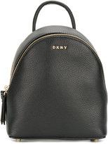 DKNY Chelsea Leather Mini Backpack
