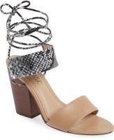 Splendid 'Kenya' Wraparound Lace Sandal (Women)
