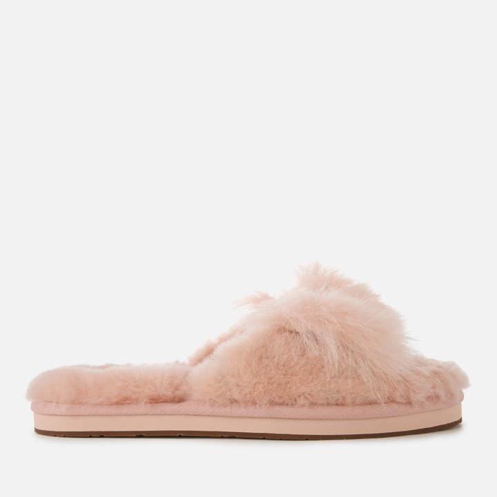 0851604c932 Women's Mirabelle Sheepskin Slide Slippers - Amberlight