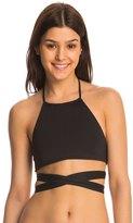 L-Space LSpace Swimwear Free Spirit Lizzie Wrap Bikini Top - 8143981