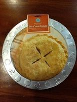 Martha Stewart Collection Pie Crust Shield