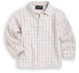Oscar de la Renta Baby's Plaid Button-Front Shirt
