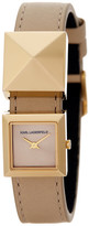Karl Lagerfeld Women's Demi Stud Quartz Watch