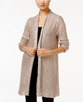 Alfani Petite Sequin Duster Cardigan, Only at Macy's
