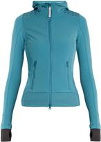 adidas by Stella McCartney Base-layer zip-through performance jacket