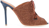 Malone Souliers contrast mules - women - Leather - 36