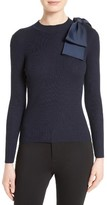 Ted Baker Women's Nehru Rib Knit Jumper