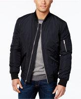 Vince Camuto Men's Lined Bomber Jacket