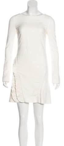 Thomas Wylde Long Sleeve Mini Dress w/ Tags