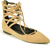 Jeffrey Campbell Atrium - Lace-Up Flat