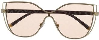 Dolce & Gabbana Eyewear DG logo sunglasses