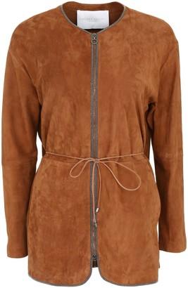 Fabiana Filippi Suede Jacket