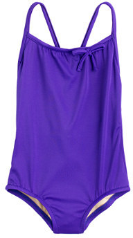 Alldressedup Girls' bow tank