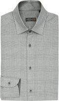 Corneliani Check Cotton Shirt