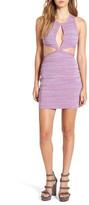 NBD &Ravish& Cutout Body-Con Dress
