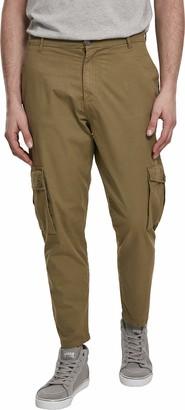 Urban Classics Men's Tapered Pants Cargo Hose Dress