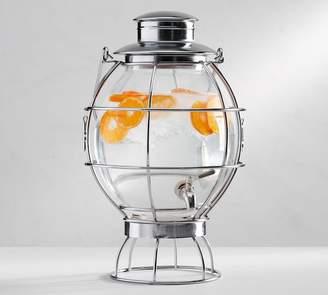 Pottery Barn Lantern Drink Dispenser