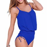 QIYUN.Z Sexy Swimwear Summer Beach-style Swimsuit Fashion Harness Tight Lace Shirring