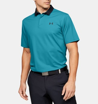 Under Armour Men's UA Iso-Chill Printed Polo