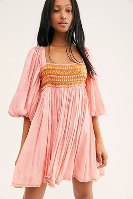 Free People Sahara Mini Dress