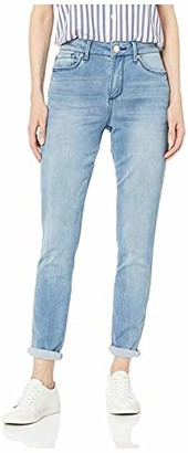 Seven7 Women's High Rise Skin Fit Skinny Jean