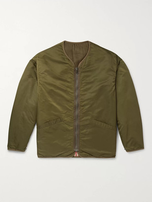 Visvim Iris Reversible Nylon-Shell Jacket