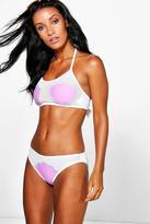 Boohoo Paris Mesh Shell Bikini