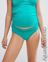 Asos Fold Over Bikini Bottom