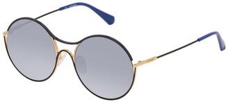 Balmain 53mm Round Sunglasses
