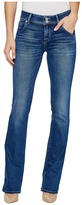 Hudson Beth Mid-Rise Baby Boot Flap Jeans in Roll with It Women's Jeans