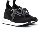 DSQUARED2 fabric sneakers