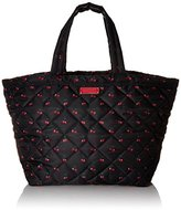 Marc by Marc Jacobs Crosby Quilt Nylon Fruit Print Weekender Bag