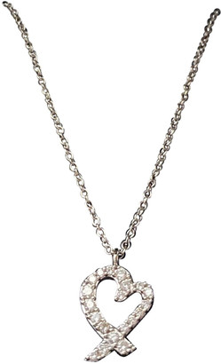 Tiffany & Co. Paloma Picasso White White gold Necklaces