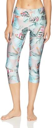 Maaji Women's Dazzling Capri Legging