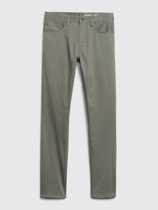 Gap Soft Wear Skinny Jeans with GapFlex