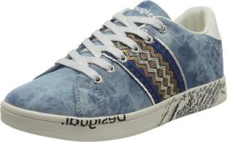 Desigual Women's Shoes_Cosmic Sneakers Woman
