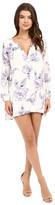 Brigitte Bailey Leah Long Sleeve Floral Dress