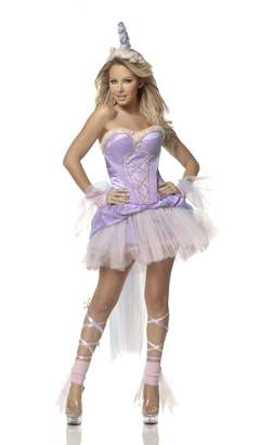 Mystery House Costumes Unicorn Deluxe