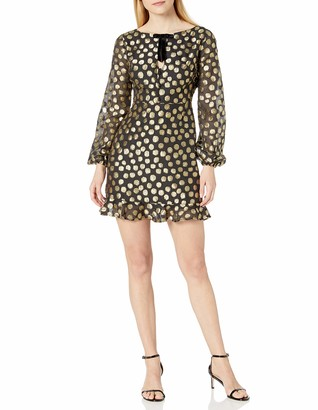 For Love & Lemons Women's Lottie Bell Sleeve Dress