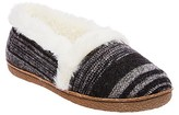 Women's Mad Love® Candee Sweater Knit Moccasin Slippers
