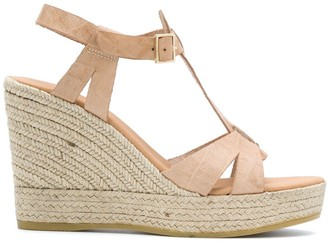 Carvela Kollect espadrille wedge sandals