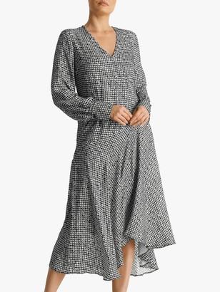 Fenn Wright Manson Jacinthe Dress, Black/Ivory